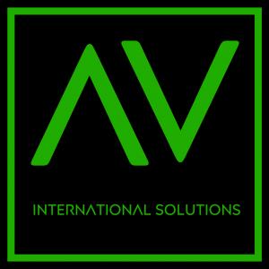 AV International Solutions Logo